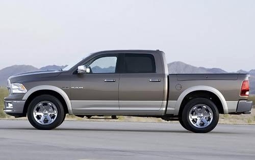 2007 – 2010 Dodge Ram 2500 and