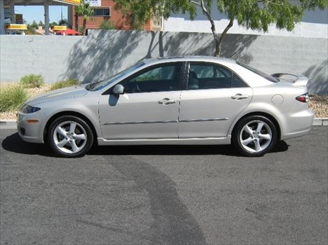 2008 Mazda 6i Grand Touring For Sale Las Vegas Mycarlady