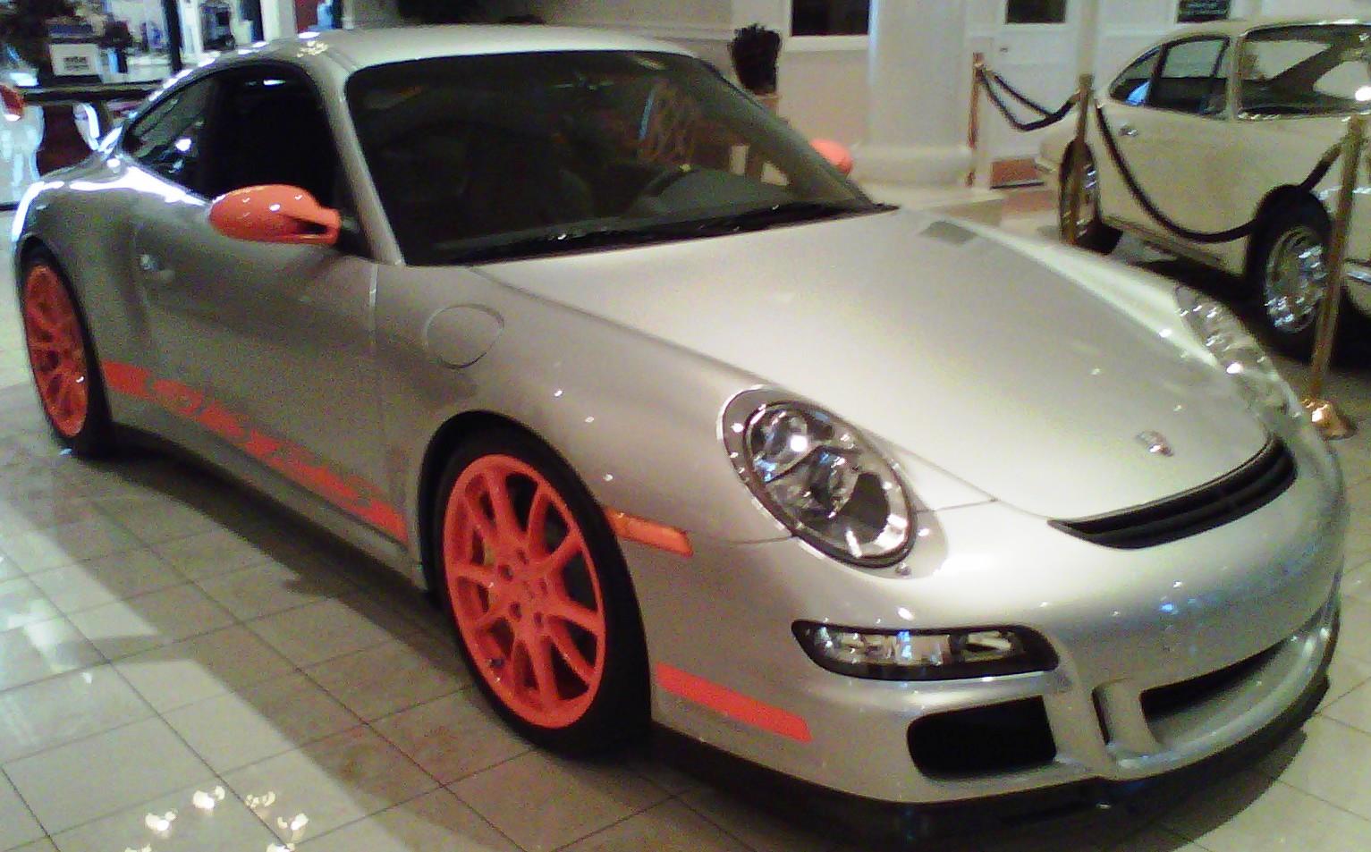 Who NEEDS a Porsche GT3-RS? • MYCARLADY