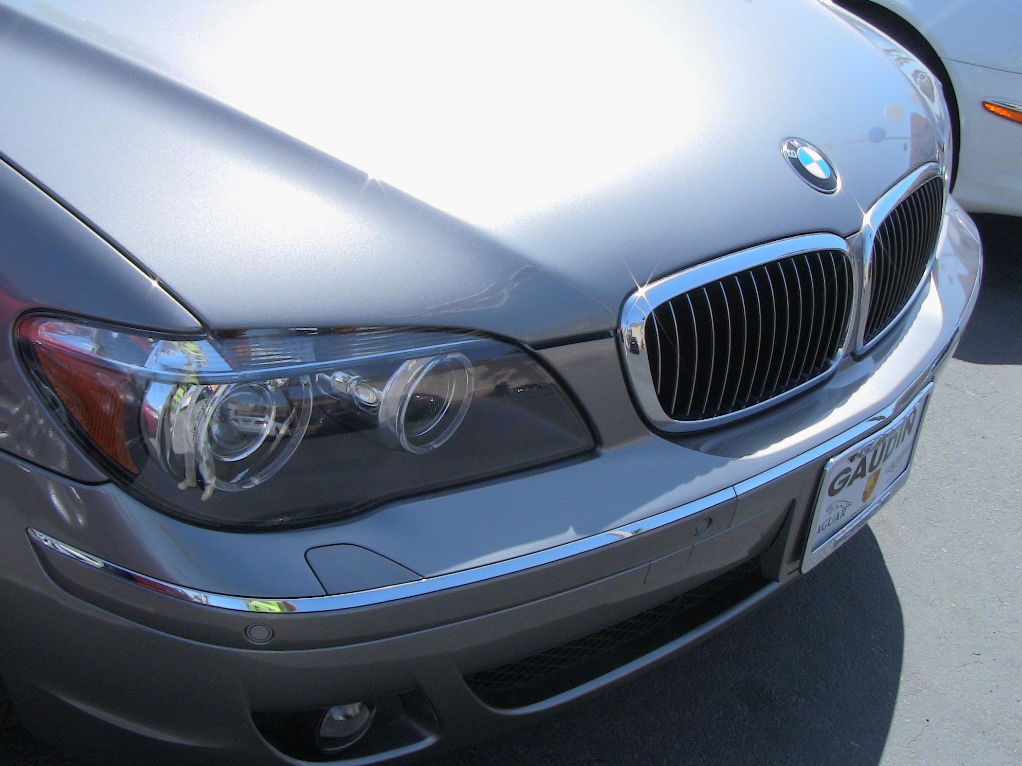 2006 BMW 750Li 4.6L 8cyl.