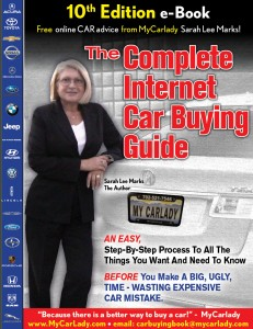 MY CARLADY CAR BUYING EBOOK